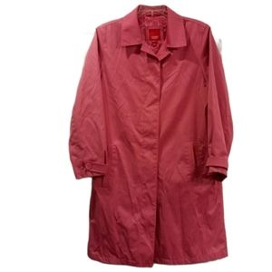 Esprit Pink Trench Coat ( Size M).